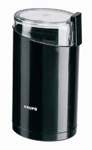 KRUPS 203-42 Electric Spice and Coffee Grinder
