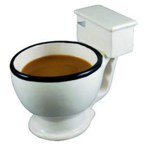 Big Mouth Toys Toilet Mug