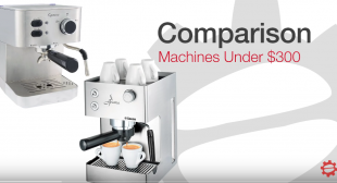 Espresso Machines Under $300 | CR Comparison