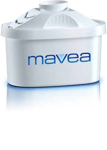 MAVEA 1001495 Maxtra Replacement Filter for MAVEA Water Filtration Pitcher, 1-Pack