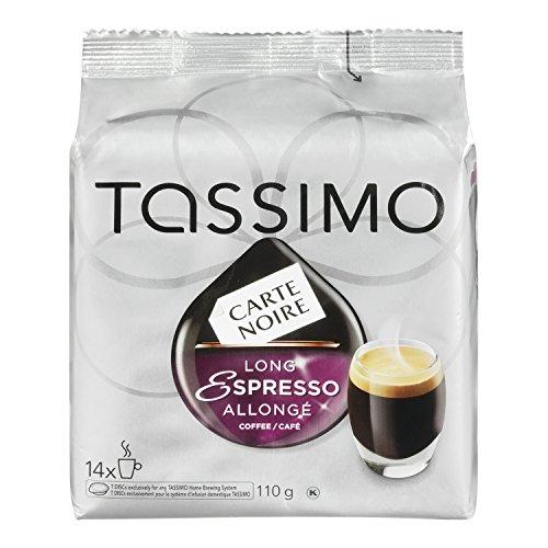 CARTE NOIRE Long Espresso, 110g, 14 Count