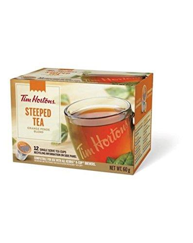 Keurig Tim Horton's Steeped Tea Pods, 12-pk