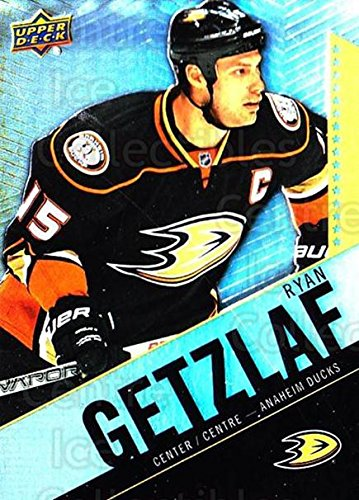 Ryan Getzlaf Hockey Card 2015-16 Tim Hortons #15 Ryan Getzlaf