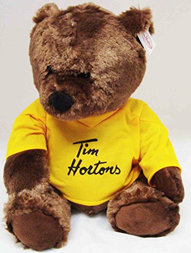 Tim Hortons 16″ Timbits Sidney Crosby #8 Stuffed Teddy Bear Canadian Exclusive