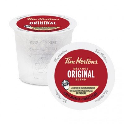 Tim Hortons Original Blend – 30 Pack – Pack of 4