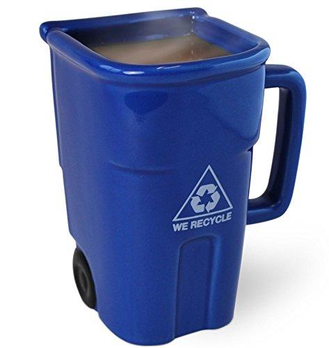 BigMouth Inc. The Recycling Bin Mug
