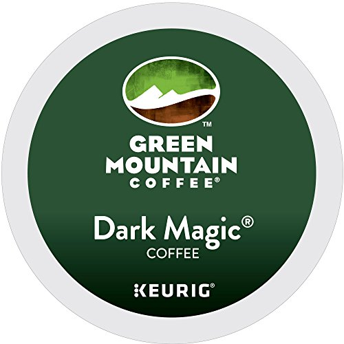 Green Mountain Coffee Dark Magic K-Cup Pod, 24 Count