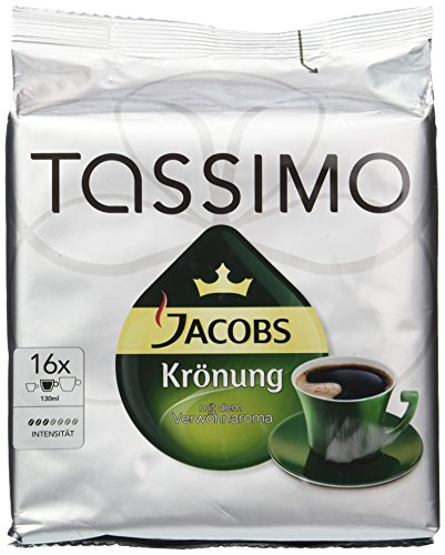 Tassimo Jacobs Kronung Coffee T-Discs
