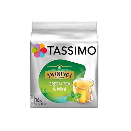 Tassimo Twinings Green Tea And Mint (16 servings)