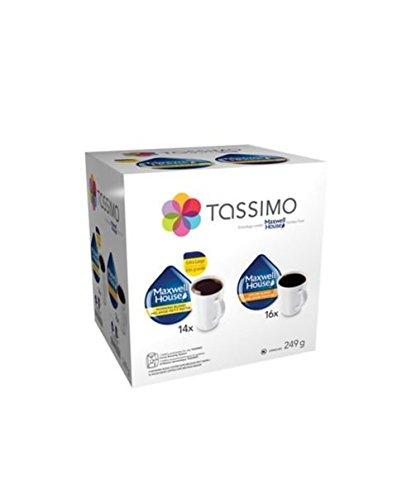 Tassimo T-Disc Variety Pack, 30-pk
