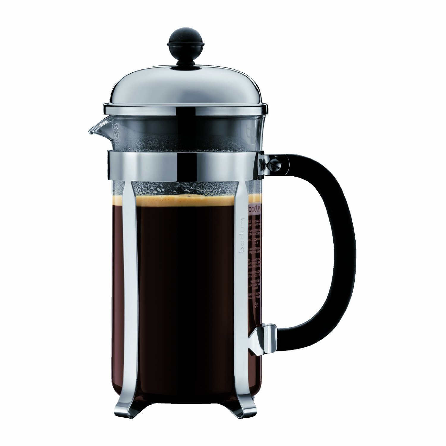 Frieling Polished Stainless French Press Review | Top Rated Coffee Makers