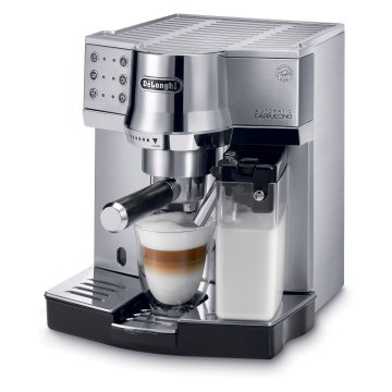 DeLonghi EC860 Espresso Maker with Cappuccino Feature | www.hayneedle.com
