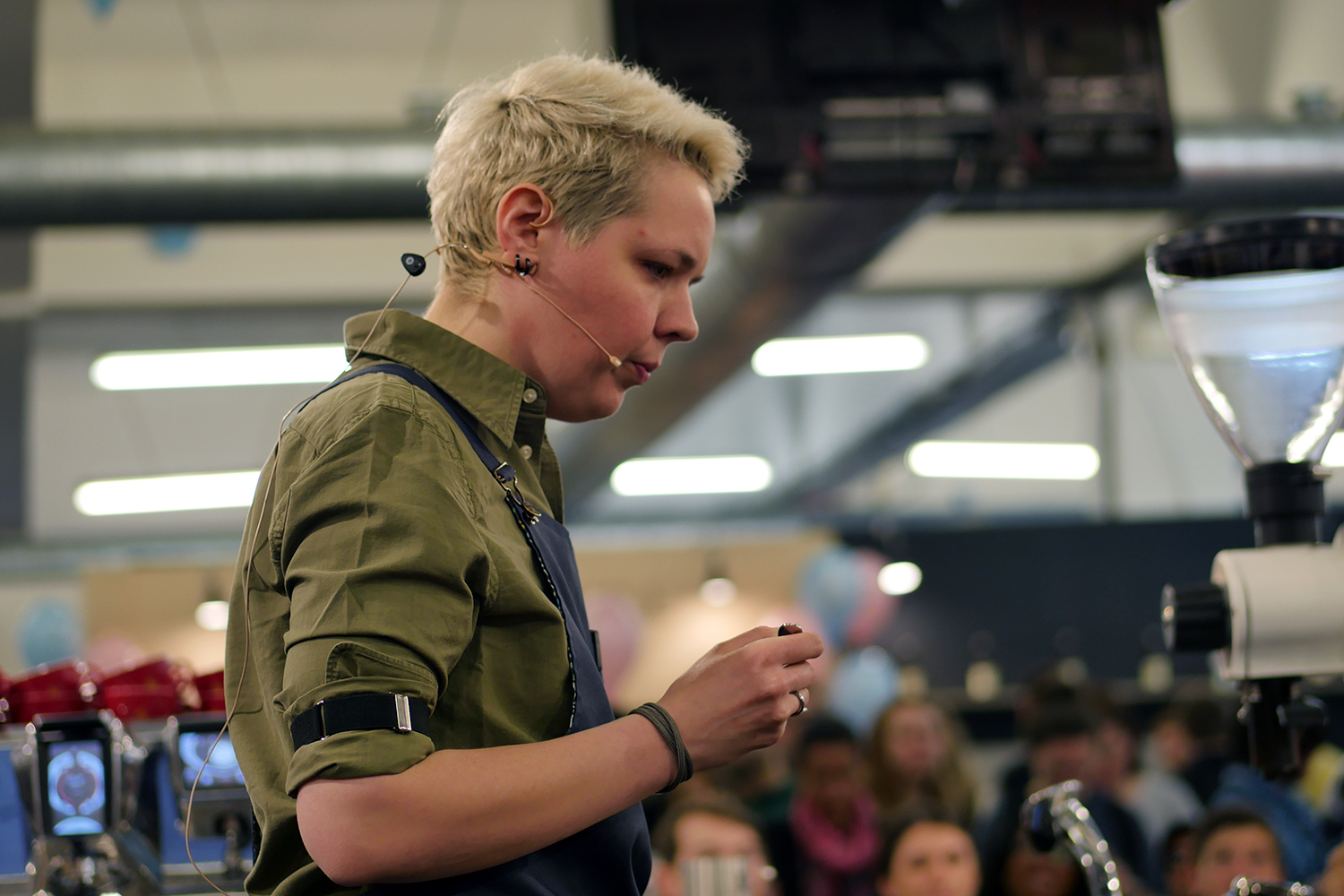 An Interview With Agnieszka Rojewska, 2018 London Coffee Masters Champion