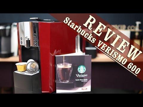 Starbucks Verismo 600 Review