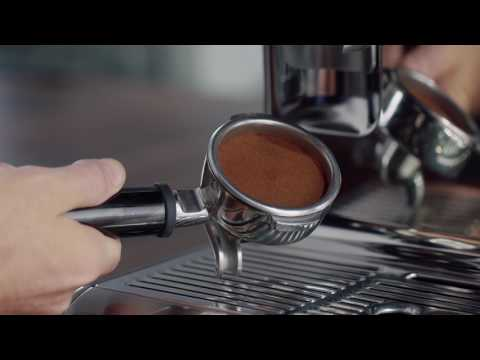 the Breville Oracle® Touch Next Generation Fully Automatic Espresso Machine Demo