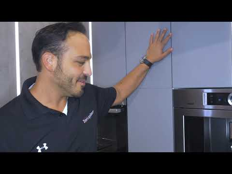 Bosch Home Connect Coffee Maker Demo