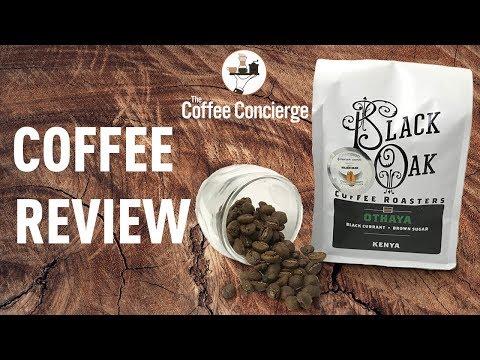 Black Oak Coffee Roasters – Kenya Othaya Coffee Review