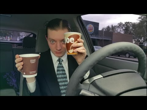 Burger King BK Joe vs. McDonald's McCafé Coffee – Review