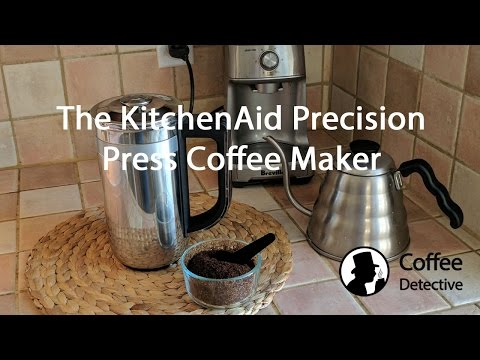 Review of the KitchenAid Precision Press Coffee Maker