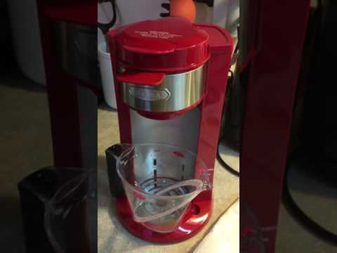 Bella DuelBrew Single Serve Coffee Maker REVIEW!