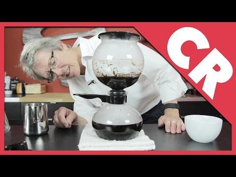 Bodum Pebo Vacuum Coffee Maker | Crew Review