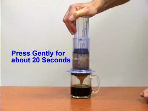Chef Tools Aeropress Coffee & Espresso Maker Demo