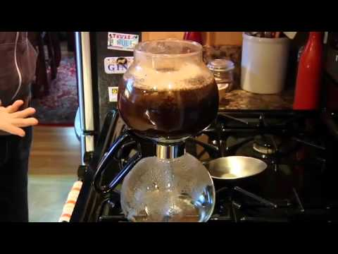 Yama Siphon Coffee Pot Demo – Tested.com Quick Look