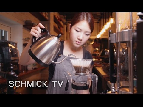 Brewing Gino with Singapore Brewers Cup Champion 2015, Andrea Tan