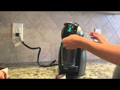 Nescafe Dolce Gusto Genio Review and Demo