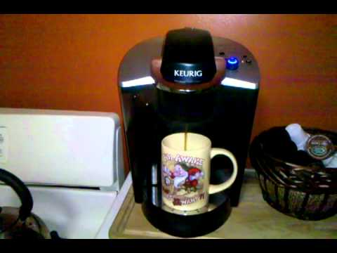 Keurig B140 Commercial Coffee Maker. DEMO