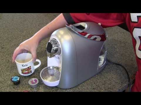 CBTL Single Cup Brewer Coffee Espresso Tea Machine – Kaldi – Review & Demo