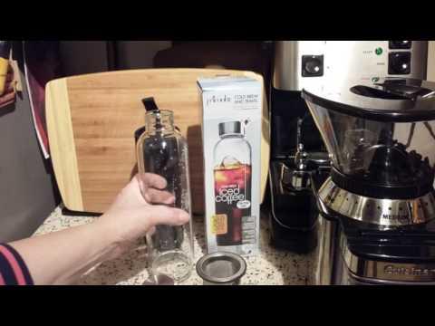 Primula Cold Brew & Travel Coffee Maker Demo/Review