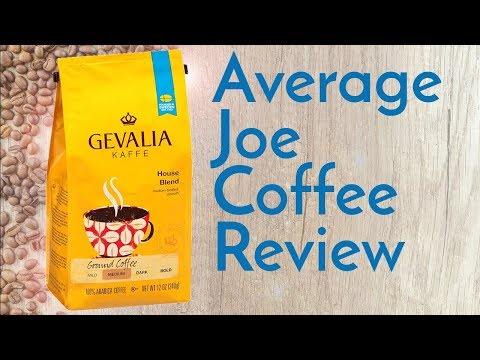 Gevalia House Blend Coffee Review