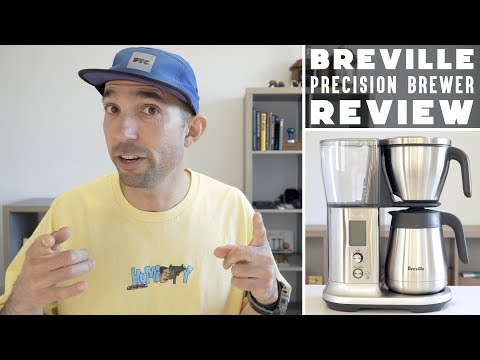 Breville Precision Brewer Review | Specialty Coffee At Home | Real Chris Baca