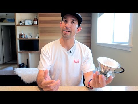 Extract Everything 012: Pour Over Coffee Troubleshooting   High & Dry + Flat Bed FAQ