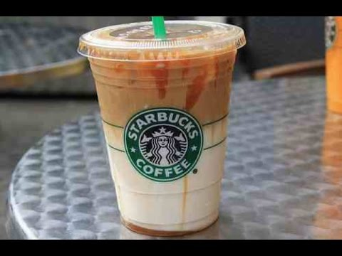 Starbuck Iced Coffee Recipe ♡