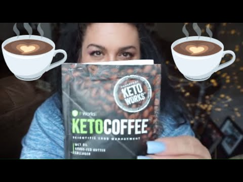 BULLETPROOF COFFEE/IT WORKS /REVIEW