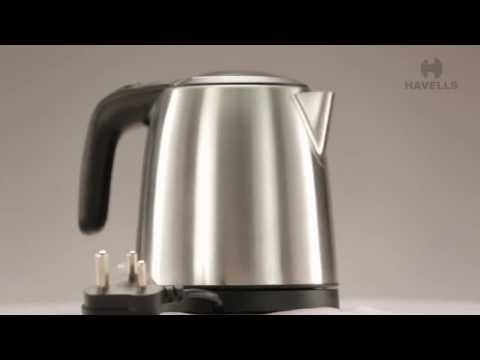 Havells Aquis Kettle Demo