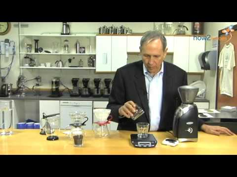 Manual Coffee Brewing (Pour Over Coffee) with George Howell