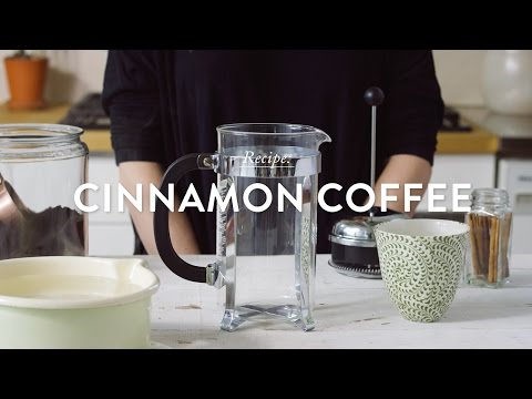Recipe: Cinnamon Coffee