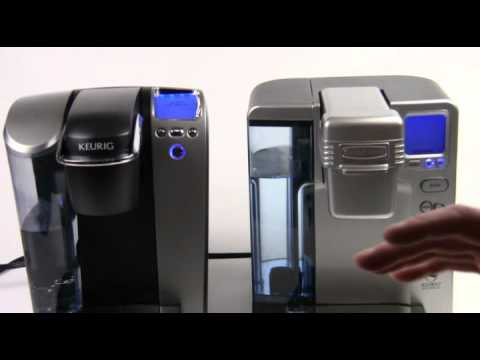 Cuisinart vs Keurig – Compare Single Serve Coffee Makers