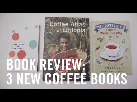 Book Review: Three New Books for Coffee Pros