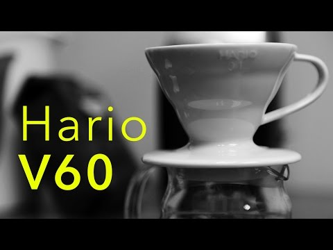 Hario V60 Tutorial: How to brew amazing pour over coffee with the Hario V60