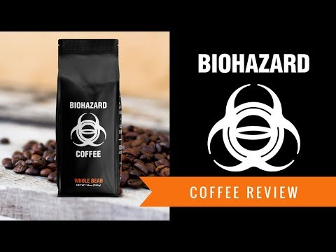 Biohazard Coffee Review: The World's Strongest Coffee?