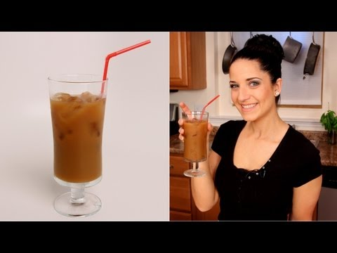 Homemade Iced Coffee – Laura Vitale – Laura in the Kitchen Episode 361