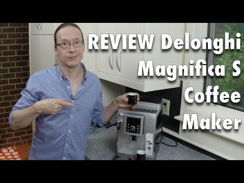 Review: Delonghi Magnifica S Super Automatic Coffee Maker