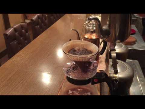 Japanese Pour Over Coffee Method