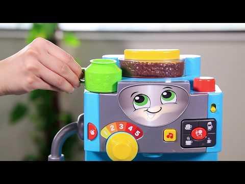 LeapFrog Coffee Maker Demo Video