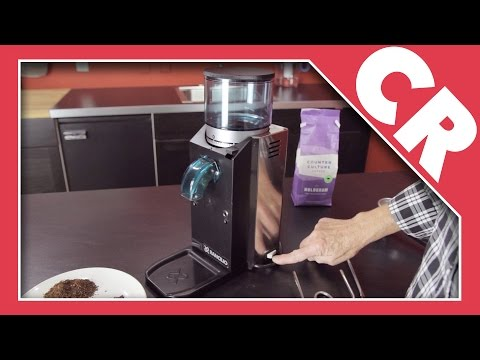 Rancilio Rocky Coffee Grinder | Crew Review