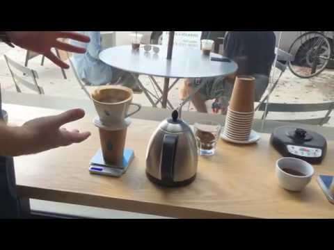 The Art of Pour Over Coffee: Blue Bottle Method Tutorial